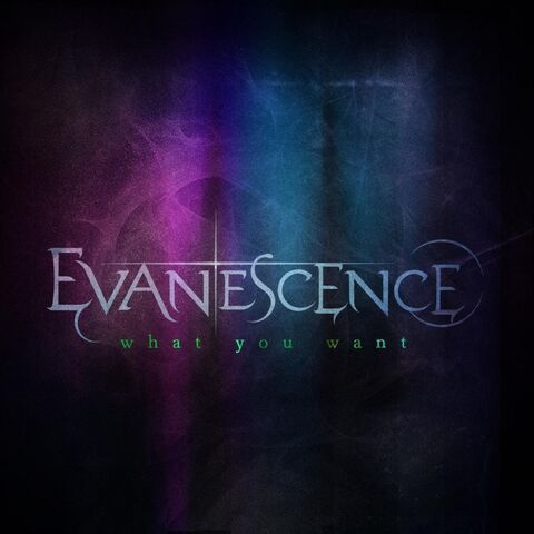 File:Evanescence - What You Want.jpg