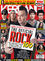 Kerrang! Magazine Cover