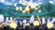 Zeruel Cross Blast (Rebuild)
