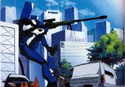 Eva-00 Sniper Rifle