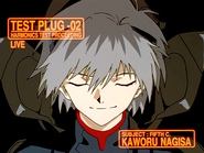 Kaworu Nagisa Synch Test