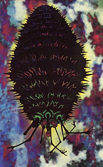 Insubstantial Angel (Larva)