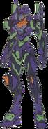 Evangelion Unit-01 Stage 2 Specification