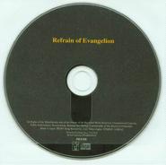 Refrain of Evangelion CD