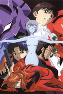 The End of Evangelion Artwork 01