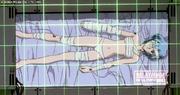 Rei bandaged (NGE)