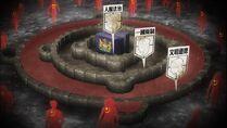 Attack on Titan HK walls