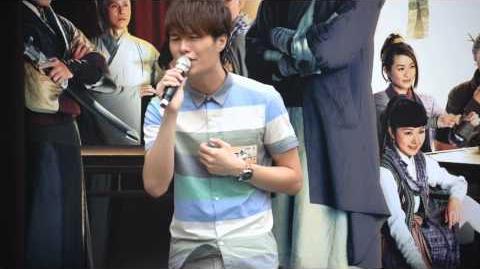 2013-07-13 胡鴻鈞 - 化蝶【『師父‧明白了』宣傳活動】@ 尖沙咀 THE ONE