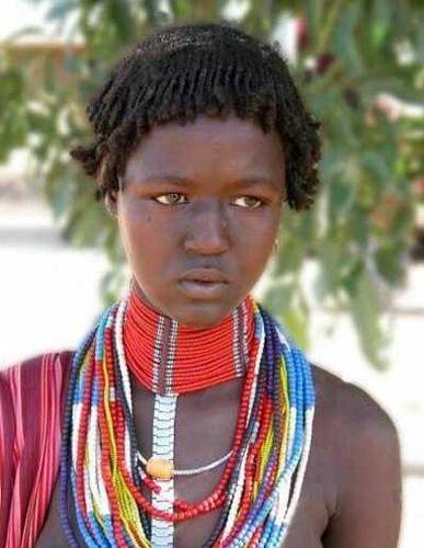 African fiona
