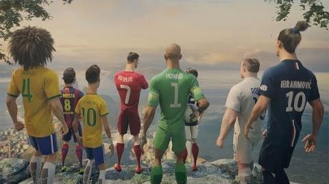 Nike Football The Last Game ft. Ronaldo, Neymar Jr