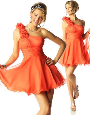 File:Orange-short-prom-dresses-2011-floral-one-shoulder-with-sheer-rouched-overlay-1-.jpg