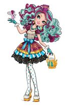 Profile art- Madeline Hatter II