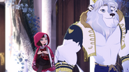 Epic Winter - Cerise and Daring
