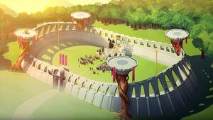 Dragon Games - dragon games arena