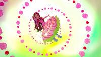 Way Too Wonderland - Briar transforms