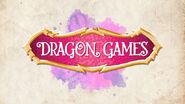 Dragon Games - title card
