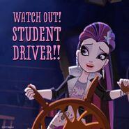 Facebook - student driver