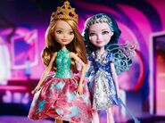 Facebook - Ashlynn and Farrah Dolls
