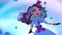 Way Too Wonderland - Maddie transforms