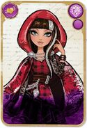Website - Cerise Hood card