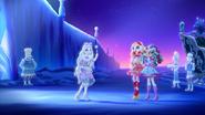 TNBLSB - Crystal, Apple and Madeline