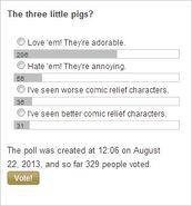 EAHWiki polls - poll5