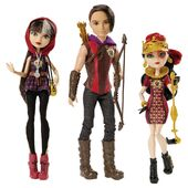 Doll stockphotography - TriCastleOn 3-pack