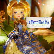 Facebook - team Blondie