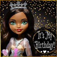 Facebook - Justine Birthday