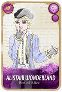 Rebel Card Alistair