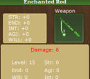 Enchanted Rod
