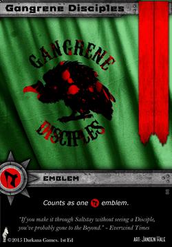 Defilers emblem