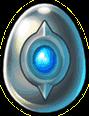 Egg silver