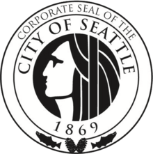 City of Seattle—Seal