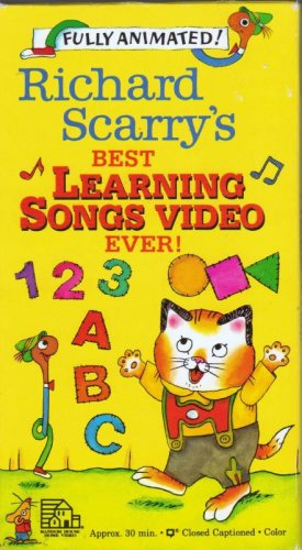 Richard-scarrys-best-learning-songs-video-ever