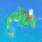 Island delfino