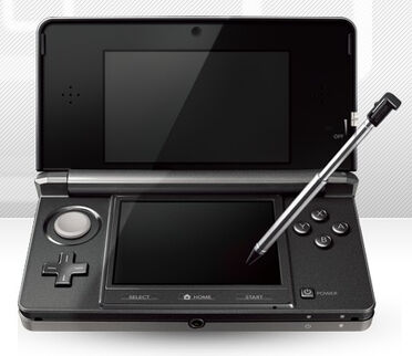 Nintendo 3DS Black
