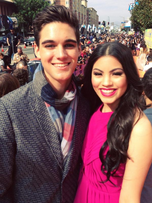 Paola and Nick