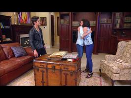 Emma & Liana hugging