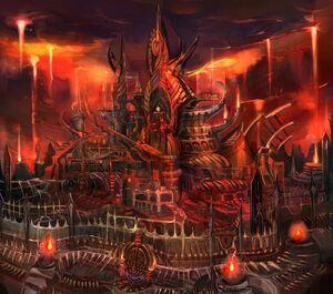 The Underworld Castle