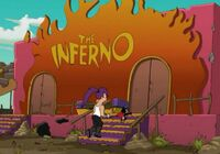 The Inferno Ride