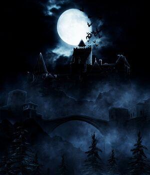 The Castle Dracula