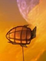Cortex's Airship
