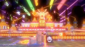 World Bowser Amusement Park