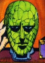 Green Mask of Loki