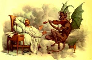 The Pact with the Devil