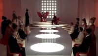 The Happy Hearts Casino's Throne Room