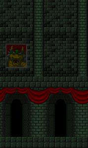 Koopa Kingdom (Bowser's Castle)