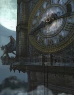 The Ultimecia Castle's Clock Tower
