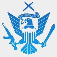 The New Founding Fathers of America Emblem